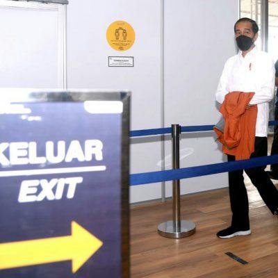 Presiden Tinjau Perkembangan Bandara Jenderal Soedirman