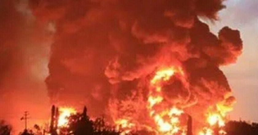 Pasca Insiden Tangki Terbakar, Pertamina Klaim Pasokan Aman