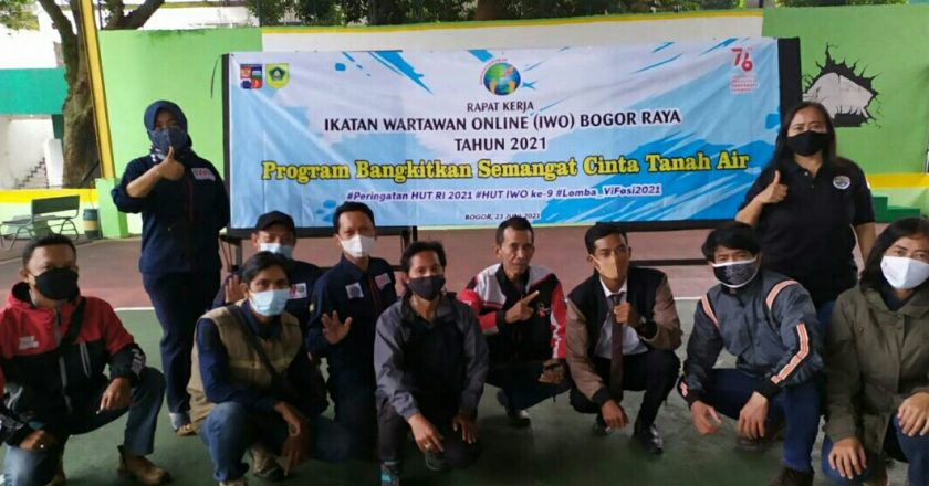 Raker IWO Bogor Raya, Lomba Vifosi 2021 Digelar Kembali