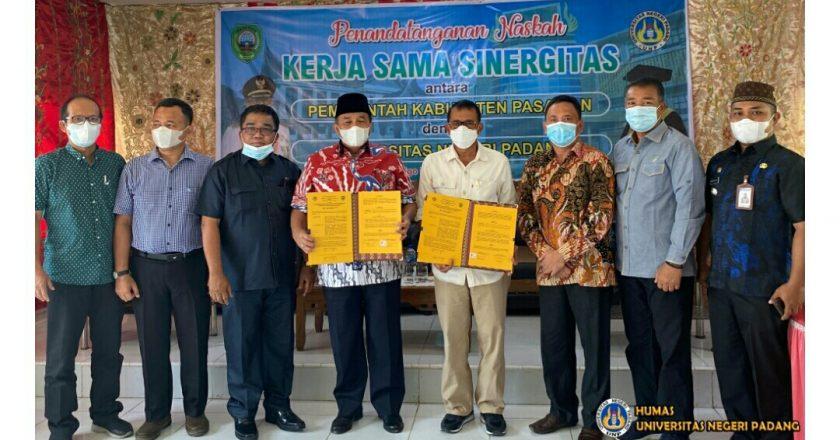 UNP Kembangkan Kampus di Kabupaten Pasaman