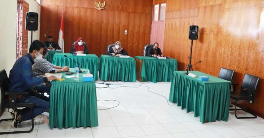 Leon Agusta Sengketakan Informasi Terkait CSR Dua Bank BUMN