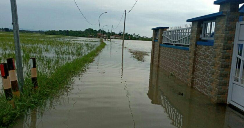 Tiga Wilayah di Provinsi Banten Terendam Banjir