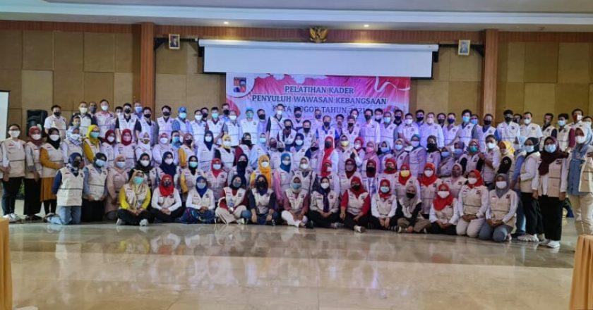 BPIP dan IWO Beri Materi Wawasan Kebangsaan di Kota Bogor