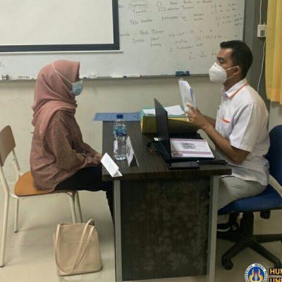 Teknik Tambang UNP Ikuti Kompetensi Skema Supervisor Environment