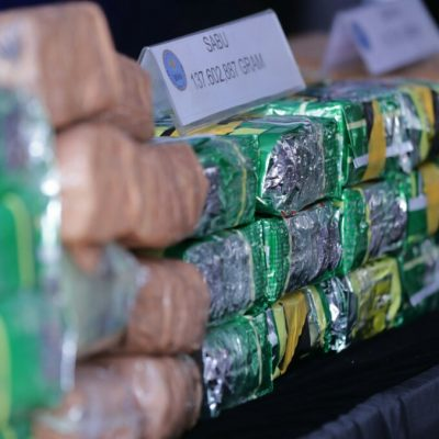 War On Drugs, BNN Musnahkan Ratusan Kilo Narkotika