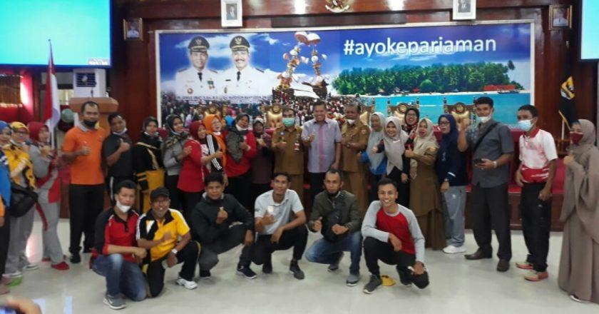 Syahrial Bakhtiar Kenalkan FMS kepada 80 Guru di Pariaman